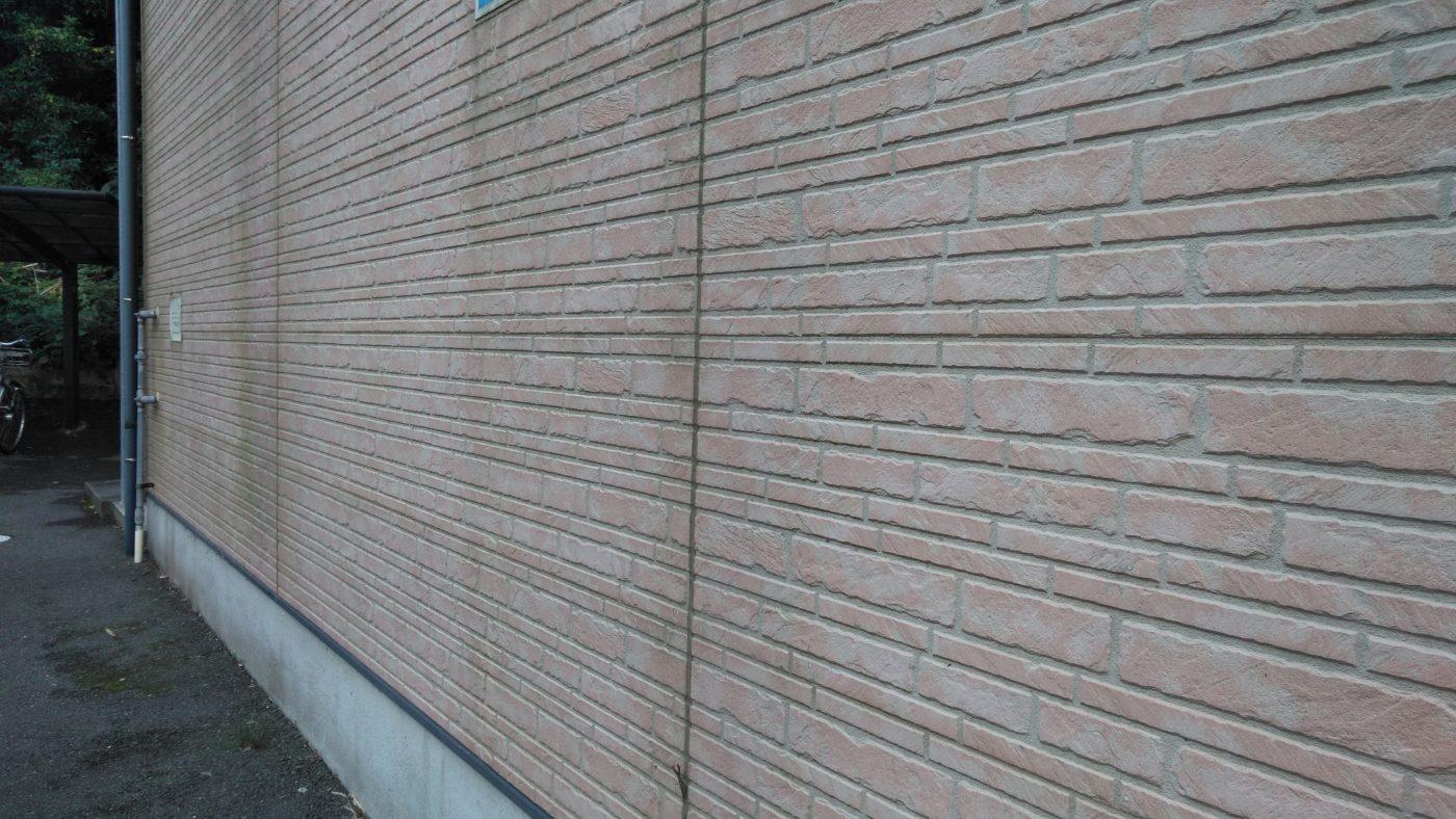 宗像市 コーポ外壁塗装②