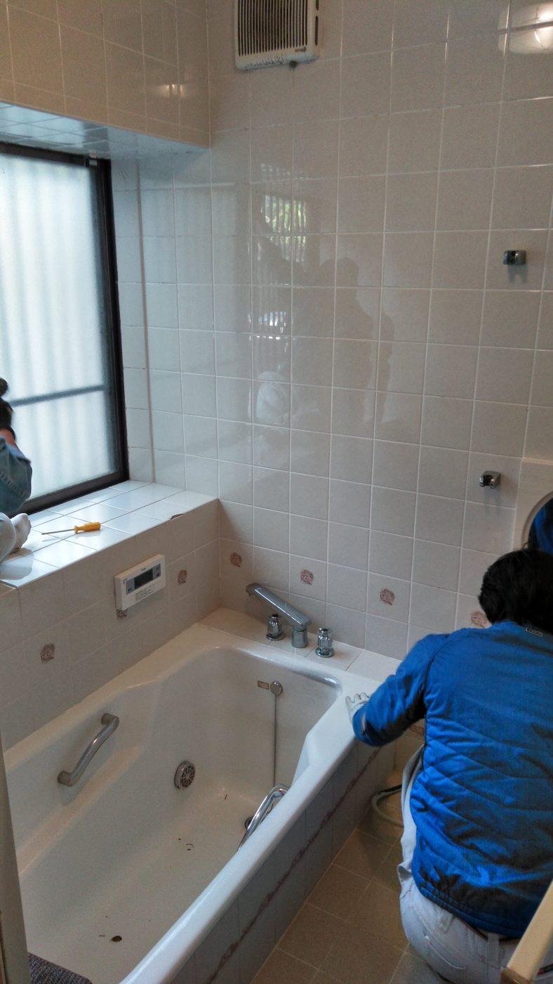 宗像市 Y様邸浴室リフォーム工事